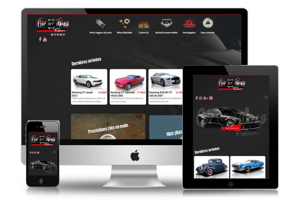 Pointcom création site internet au Mans