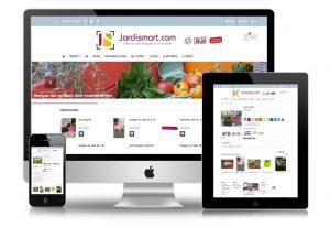 Jardismart – E-commerce