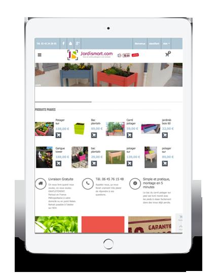 Pointcom création boutique en ligne au Mans