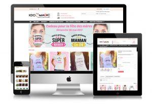 Kdo Magic – E-commerce