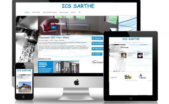 Site internet Artisan Le Mans - Sarthe