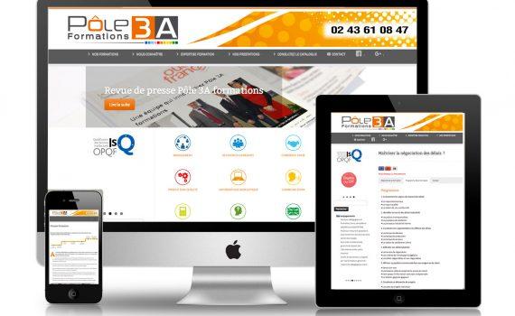 Création site web Sarthe