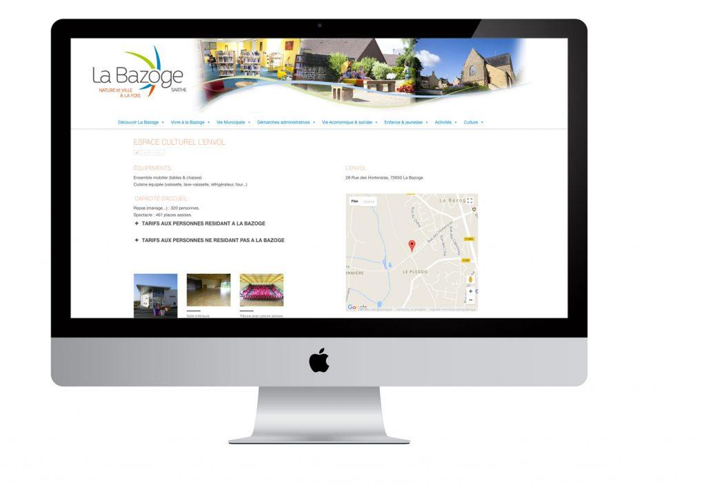 création site internet en Sarthe