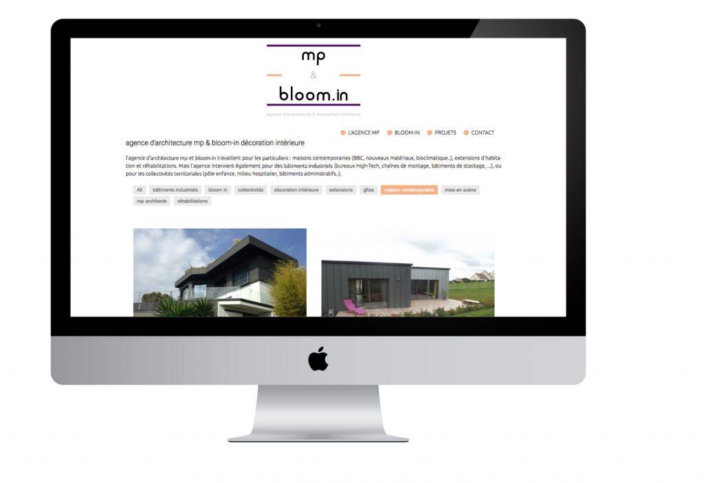 Pointcom création site portfolio au Mans