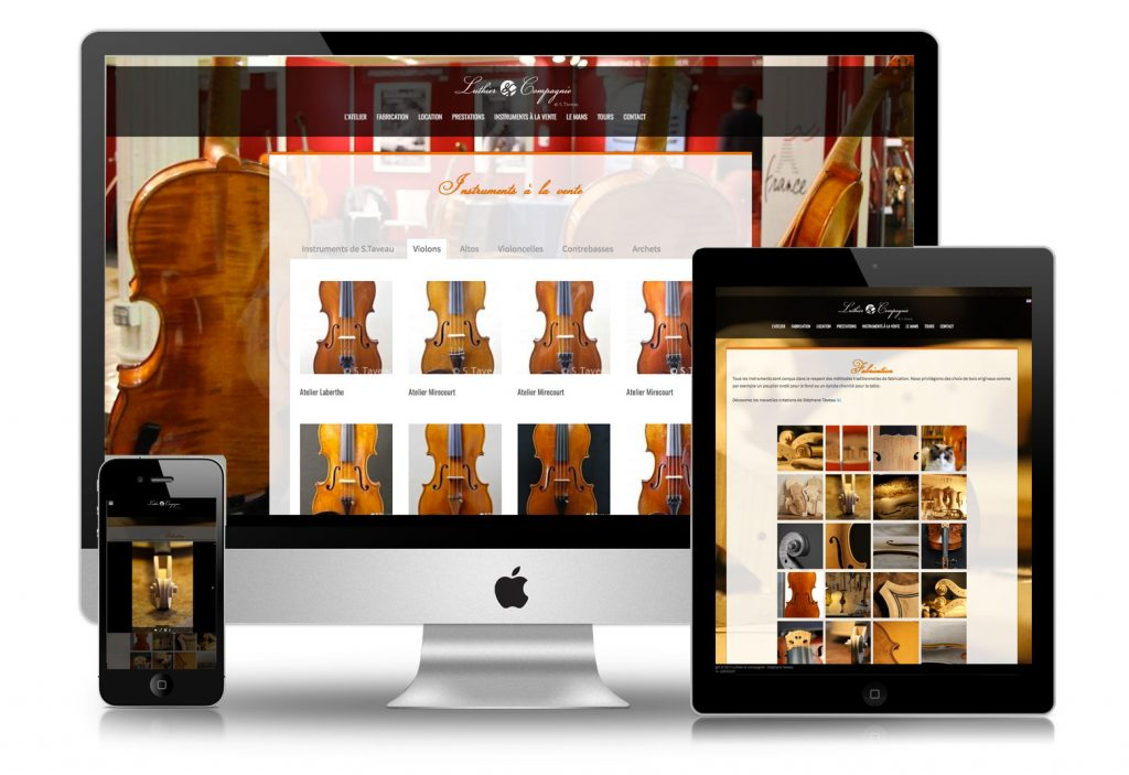 Pointcom conception site internet au Mans