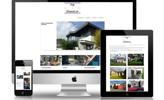 Pointcom création site vitrine au Mans