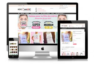 Kdo Magic – E-commerce
